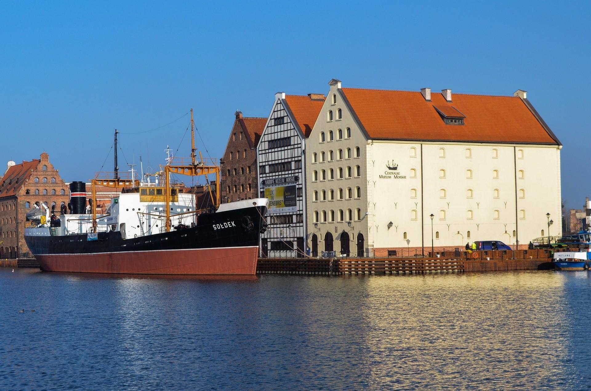 Balticarium Wiersz O Narodowym Muzeum Morskim